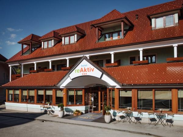 Hotel reAktiv*** majhen, aktiven in srčen.