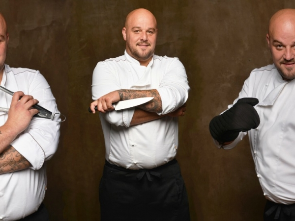Kuharska delavnica 'Postani kuharski mojster z Darkom'