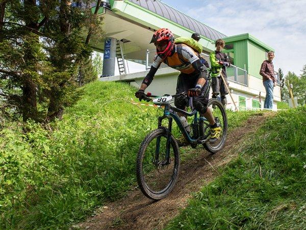 Bike & fun park Cerkno