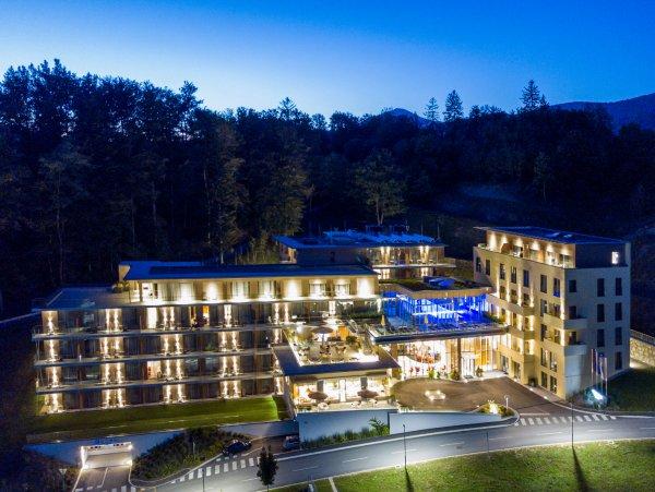 Atlantida Boutique hotel - vir navdiha, dobrega počutja, razvajanja in miru