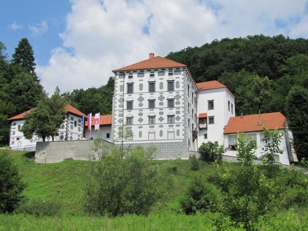Muzej na prostem Rogatec in dvorec Strmol Rogatec