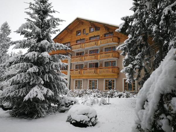 Spite na Bledu in smučajte v Sloveniji, Avstriji ali Italiji