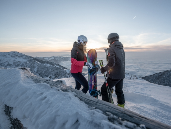 Ski opening na Krvavcu!