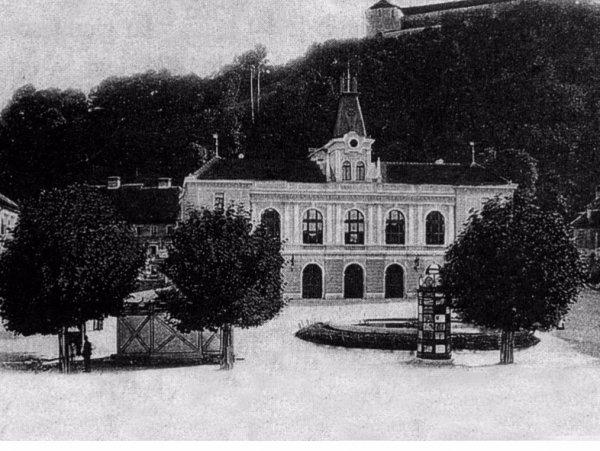 Šentjakobsko gledališče Ljubljana
