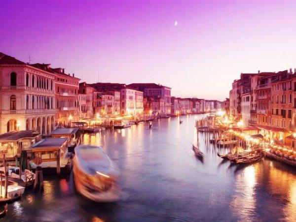 Benetke v času pustnega karnevala!