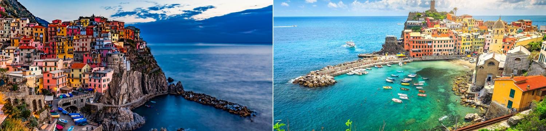 3-dnevni izlet v Cinque Terre, Parmo in Mantovo