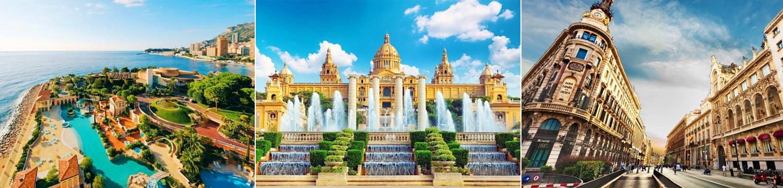 Costa Brava in Barcelona