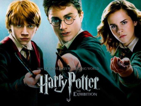 Harry Potter v mestu mode in nogometa