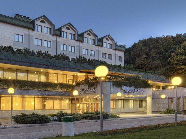 Habakuk wellness hotel