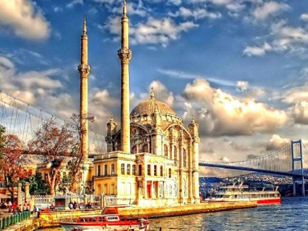 V Istanbul z letalom