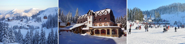 Očarljiva zimska Jahorina!