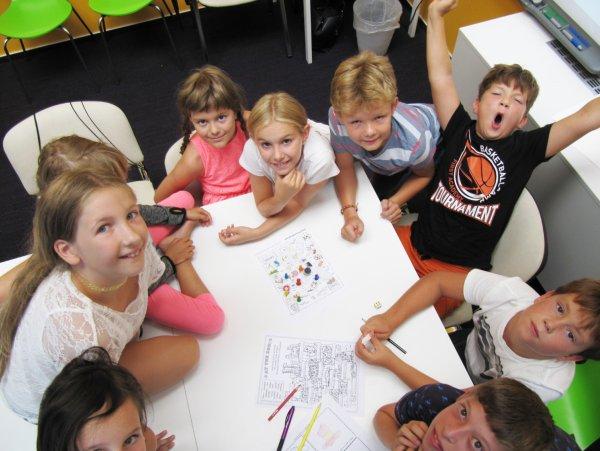 Počitnice na Otroški akademiji