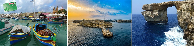 Malta, mestne počitnice!
