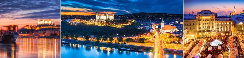 Bratislava za novo leto!