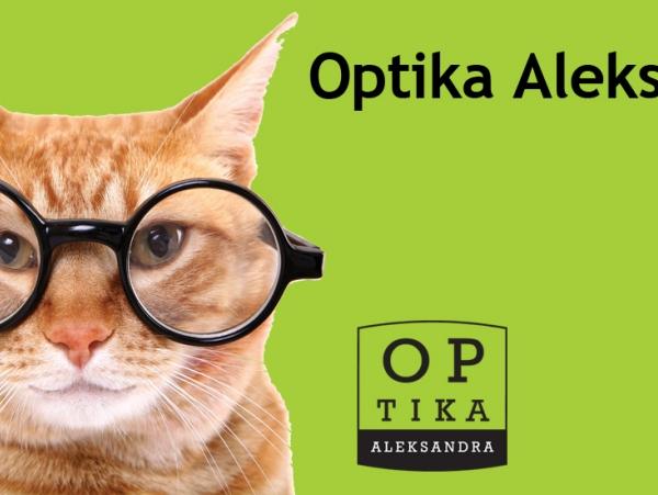 Optika Aleksandra - 15 EUR popusta