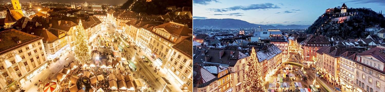 Predbožični shopping in izlet v Gradec!