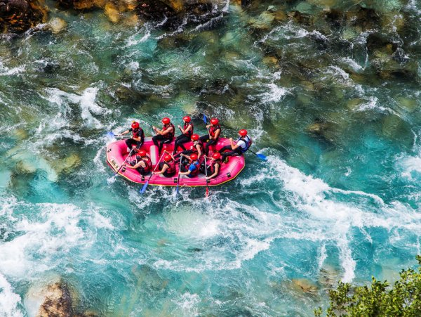 Rafting na Tari in safari