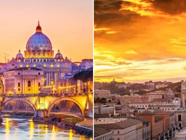 3-dnevni izlet v večno mesto Rim in Vatikan!