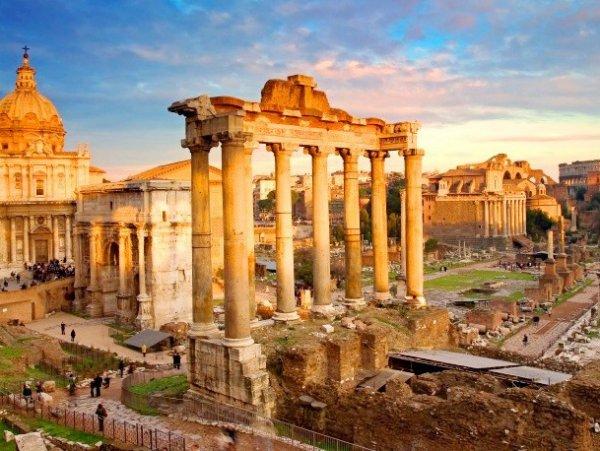 4-dnevni izlet v Rim, Neapelj in Pompeje!