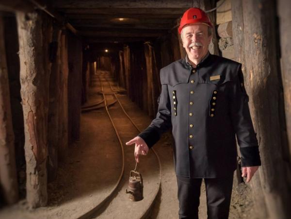 Doživite UNESCO dediščino DRUGEGA NAJVEČJEGA rudnika živega srebra na svetu!