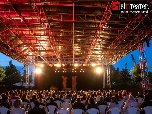 SiTi Teater pod zvezdami, BTC City Ljubljana – smeh in dobra glasba