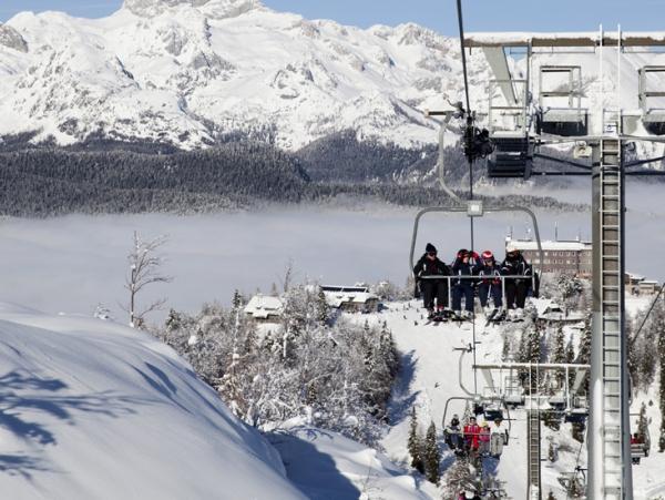 Bivanje v Apartmajih Triglav, Bohinj in smučanje na najboljših smučiščih Julijskih Alp
