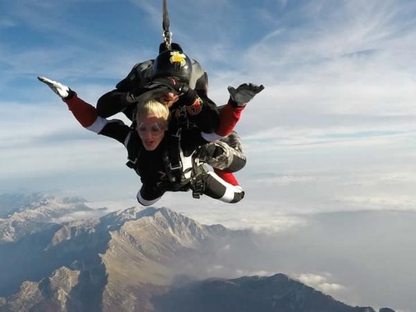Vrhunsko adrenalinsko doživetje!