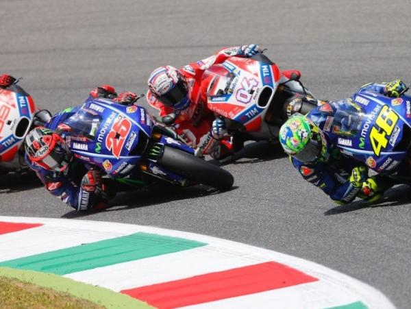 Ogled dirke MotoGP v Mugellu – 2 dni, vstopnica vključena!