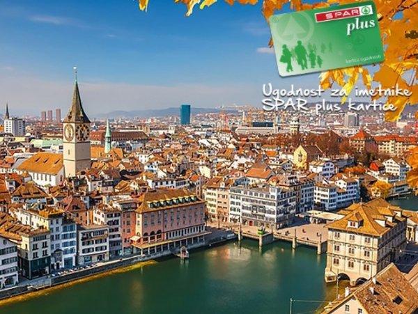 3-dnevni izlet v Švico!