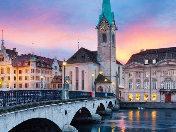 3-dnevni jesenski izlet z ogledi Züricha, Renskih slapov, Liechtensteina in St. Moritza