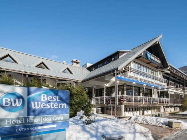Best Western hotel Kranjska Gora 4*